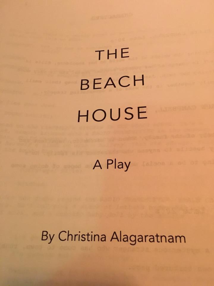beach house script